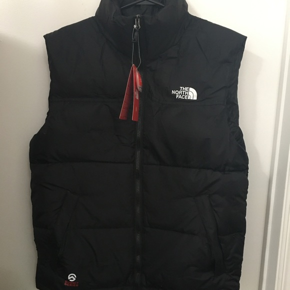 North face vest NEW